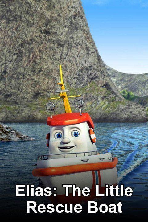 Elias: The Little Rescue Boat wwwgstaticcomtvthumbtvbanners9938619p993861