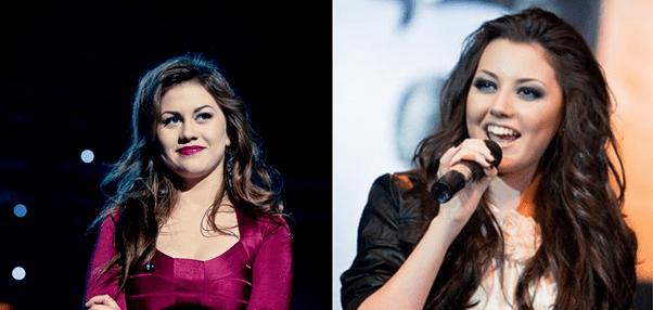 Elina Born Separated At Birth Elina Born and Safura Alizadeh