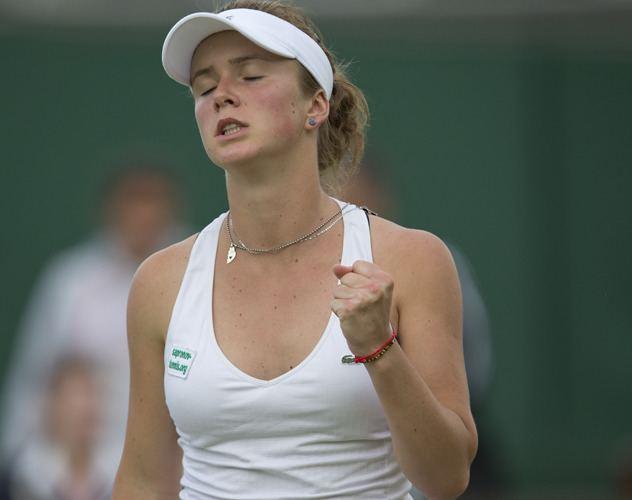Elina Svitolina ITF Tennis Pro Circuit Player Profile SVITOLINA