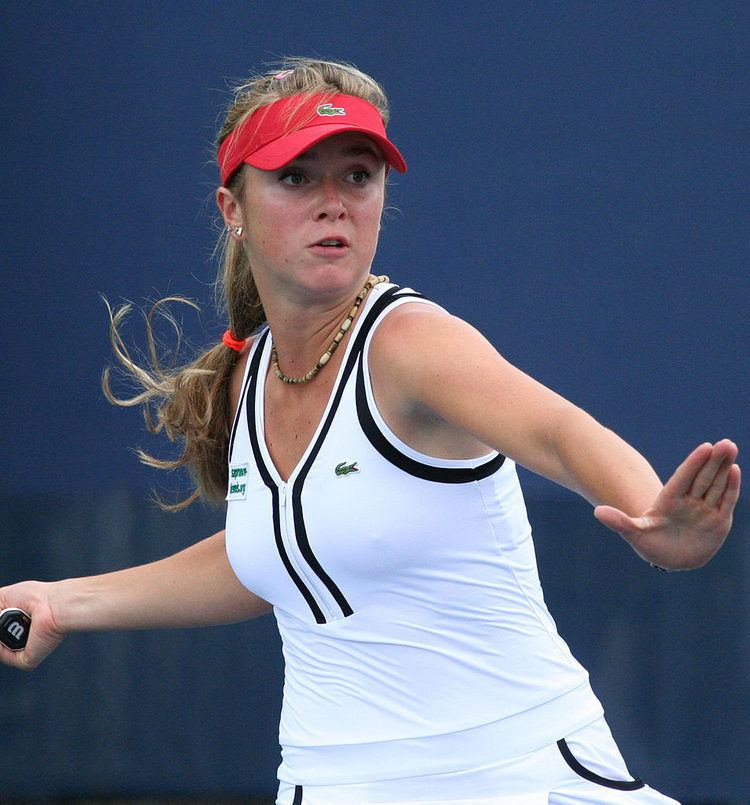 Elina Svitolina FileElina Svitolina US Open 2010 croppedjpg Wikimedia