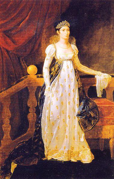 Elisa Bonaparte FUCK YEAH NAPOLEON BONAPARTE