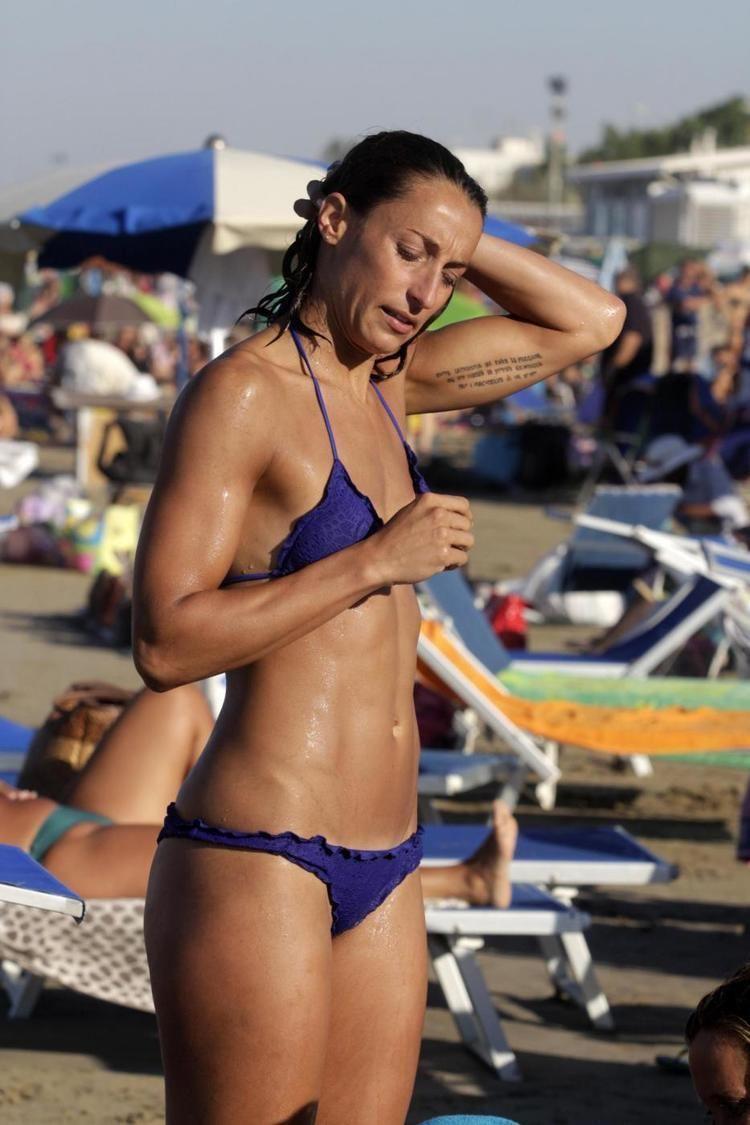 Elisa Di Francisca Elisa Di Francisca l39oro di Senigallia Gossip