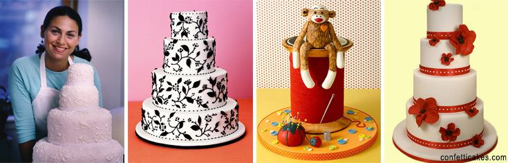 confetti cakes for kids strauss elisa matheson christie
