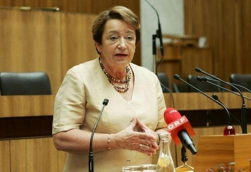 Elisabeth Gehrer Gehrer Elisabeth Albanien Land der Skipetaren zu Gast