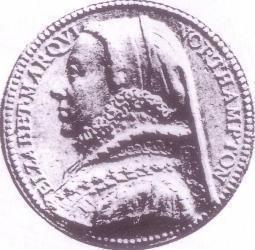 Elisabeth Parr, Marchioness of Northampton