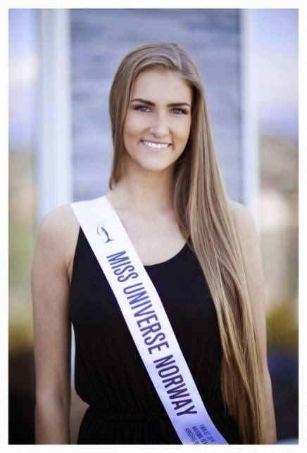 Elise Dalby Miss Universe Norway 2014 is Elise Dalby Grnnesby