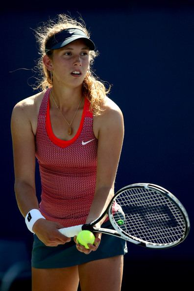 Elise Mertens Elise Mertens Photos Photos US Open Day 10 Zimbio