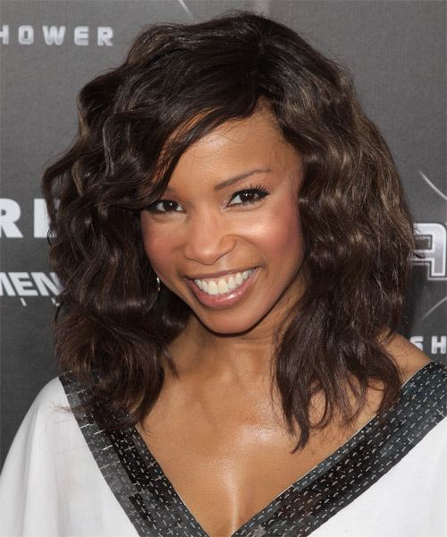 Elise Neal Elise Neal Hairstyles Celebrity Hairstyles by