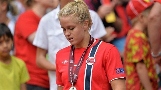 Elise Thorsnes Elise Thorsnes Norway UEFA Women39s EURO nav UEFAcom