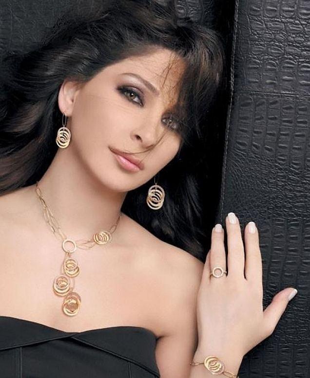 Elissa (Lebanese singer) Lebanese singer Elissa Elissar Zakaria Khoury Beautiful Women