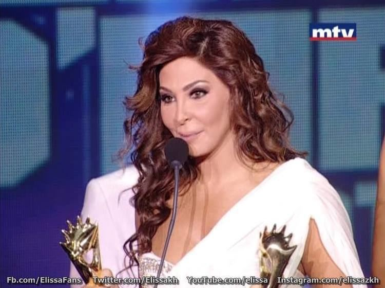 Elissa (Lebanese singer) A tale of two singers Elissa and Fadel Shaker the ambivalence of