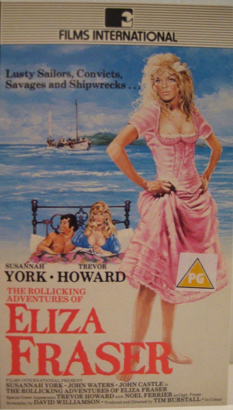 Eliza Fraser (film) Eliza Fraser Australian Movies