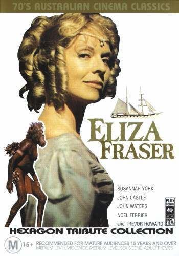Eliza Fraser (film) Eliza Fraser 1976