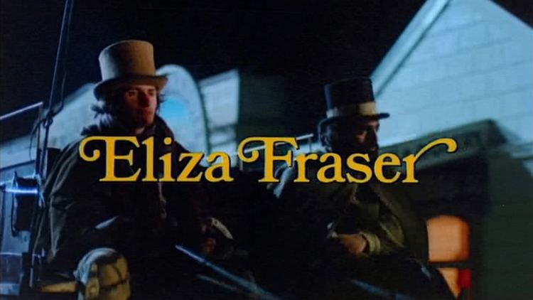 Eliza Fraser (film) Eliza Fraser Review Photos Ozmovies