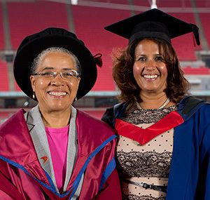 Elizabeth Anionwu Professor Dame Elizabeth Anionwu University of West London