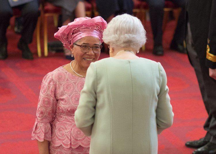 Elizabeth Anionwu Elizabeth Anionwu Damehood Elizabeth Anionwu Biography Elizabeth