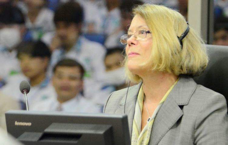 Elizabeth Becker Becker recounts Pol Pot meeting National Phnom Penh Post