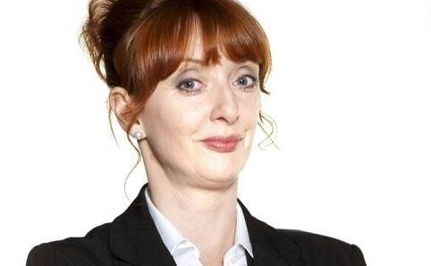 Elizabeth Berrington Phil Harrison interviews 39Stella39 actress Elizabeth