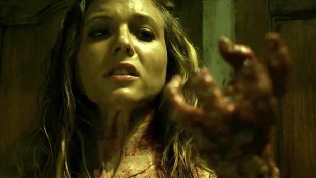 Elizabeth Blackmore Interview with Evil Deads Elizabeth Blackmore Cinema Sauce