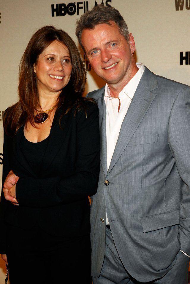 Elizabeth Bracco Elizabeth Bracco amp Aidan Quinn married since 1987 It