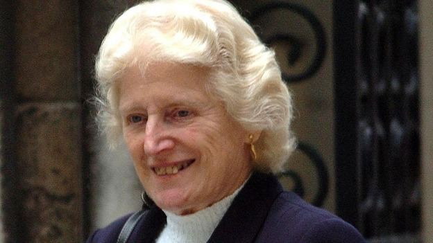 Elizabeth Butler-Sloss, Baroness Butler-Sloss