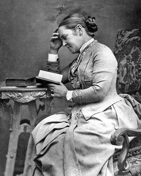 Elizabeth Garrett Anderson Britains first female doctor History Today