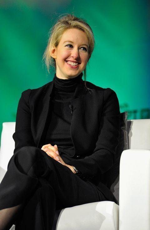 Elizabeth Holmes Theranos Founder Elizabeth Holmes Is A Billionaire