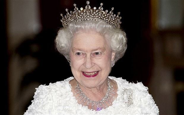 Elizabeth II Invitation for 25000 to join Queen39s 90th birthday party