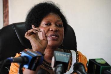 Elizabeth Ongoro Senator Elizabeth Ongoro officially defects from ODM citing
