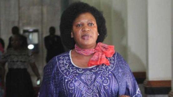 Elizabeth Ongoro Elizabeth Ongoro the Iron Lady of Orange party Kenya The Standard