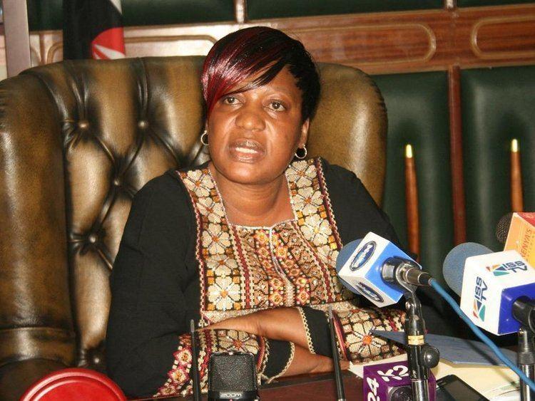 Elizabeth Ongoro Elizabeth Ongoro Joins The List Of ODM Defectors Youth Village Kenya