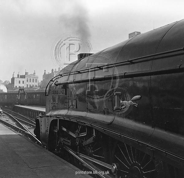 Elizabethan Express Tony Thompsons Elizabethan Express 1954 Photo Prints 1433077