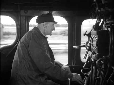 Elizabethan Express British Transport Films Elizabethan Express YouTube