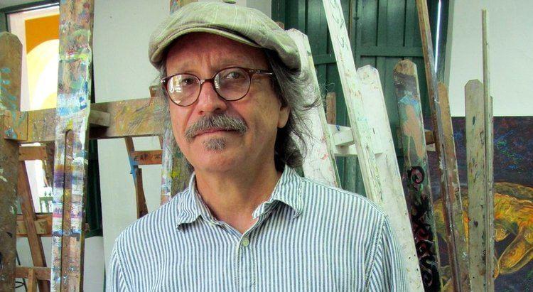 Elizam Escobar Exprisionero y pintor Elizam Escobar repasa siete aos de