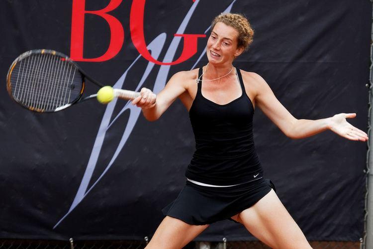 Elizaveta Ianchuk Elizaveta Ianchuk Biesterbos Open 201042 Richard van Loon