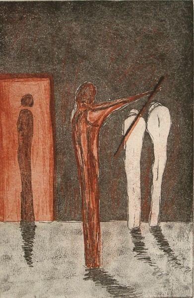 Elke Rehder Franz Kafka The Trial punisher by Elke Rehder