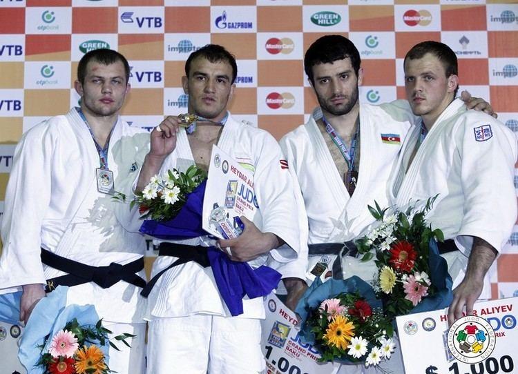 Elkhan Mammadov (judoka) Dilshod Choriev Judoka JudoInside