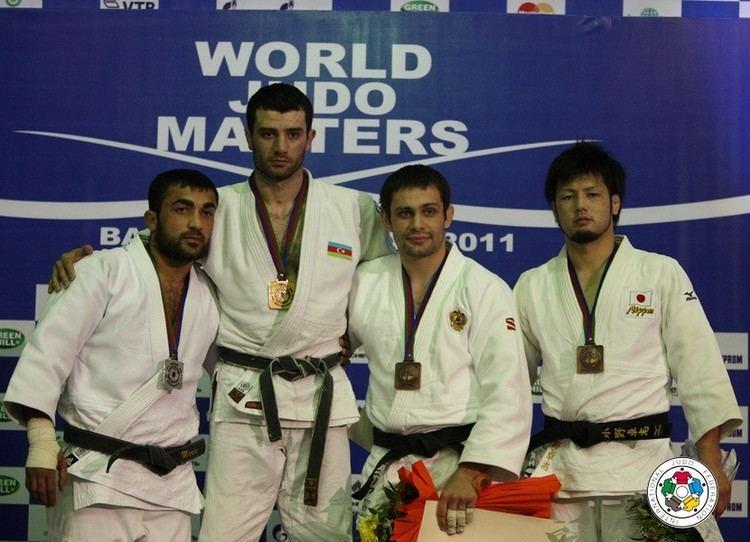 Elkhan Mammadov (judoka) Takashi Ono Judoka JudoInside