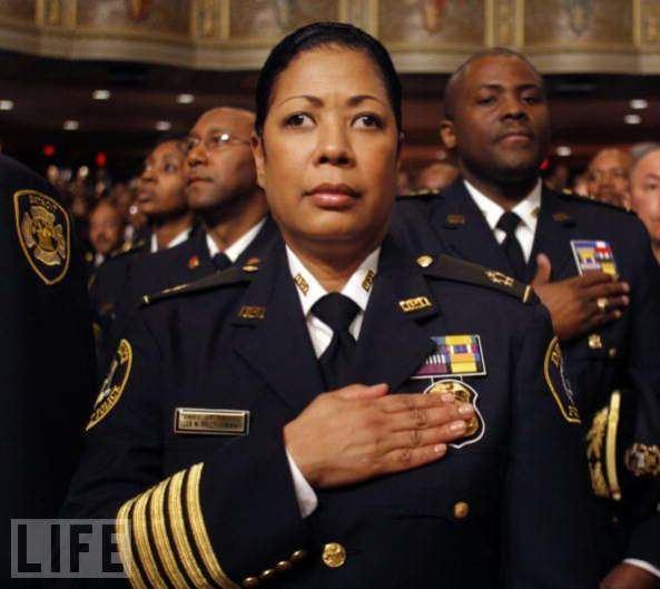 Ella Bully-Cummings ELLA BULLYCUMMINGS CHIEF OF KILLER COPS VOICE OF