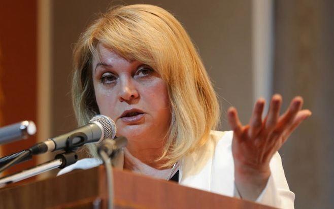 Ella Pamfilova Russian Human Rights Ombudswoman Pamfilova Appointed Election