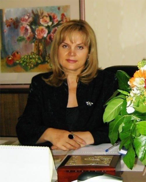 Ella Pamfilova Ella Pamfilova Russian politician Russian Personalities