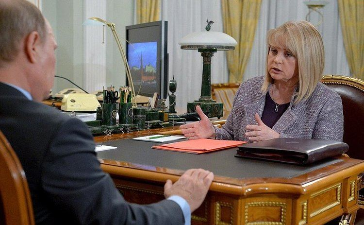 Ella Pamfilova Ella Pamfilova Elected Head of Russian Central Elections Commission