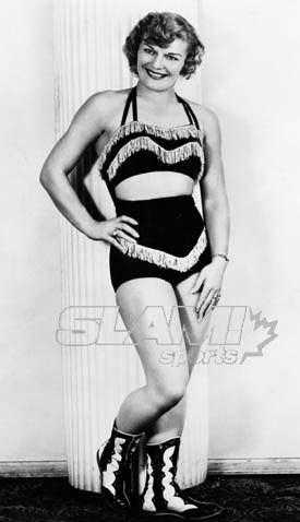 Ella Waldek CANOE SLAM Sports Wrestling Ella Waldek A life of