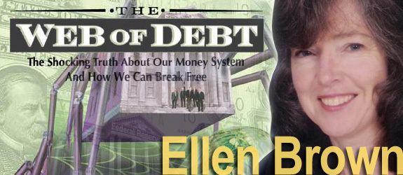 Ellen Brown Robert Stark interviews Ellen Brown about How America
