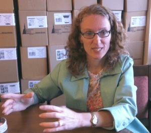 Ellen Cogen Lipton INTERVIEW Rep Ellen Cogen Lipton on exposing violations of federal