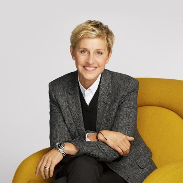 Ellen DeGeneres Ellen39s Design Challenge HGTV