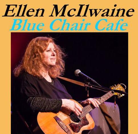 Ellen McIlwaine The Blue Chair Caf Ellen McIlwaine