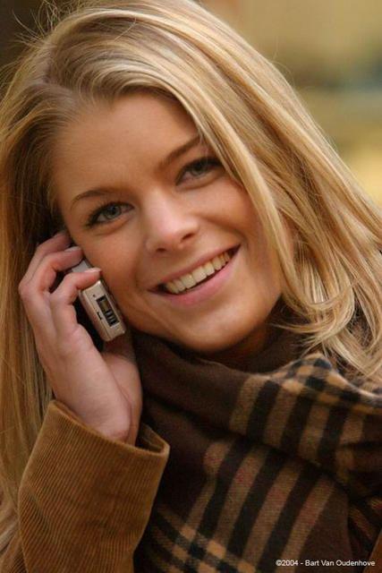 Ellen Petri BartVO DP Ellen Petri Miss Belgium 2004