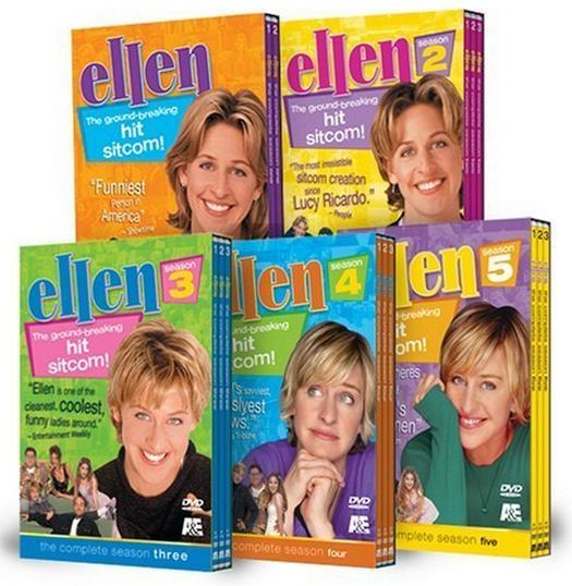 Ellen (TV series) 23 Things You Didn39t Know About The quotEllenquot Sitcom
