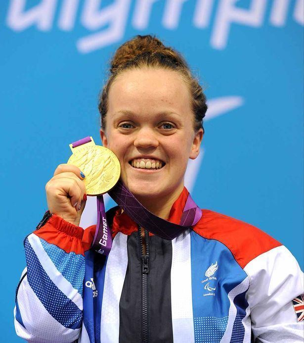 Ellie Simmonds Paralympic Games Ellie Simmonds grabs second gold in